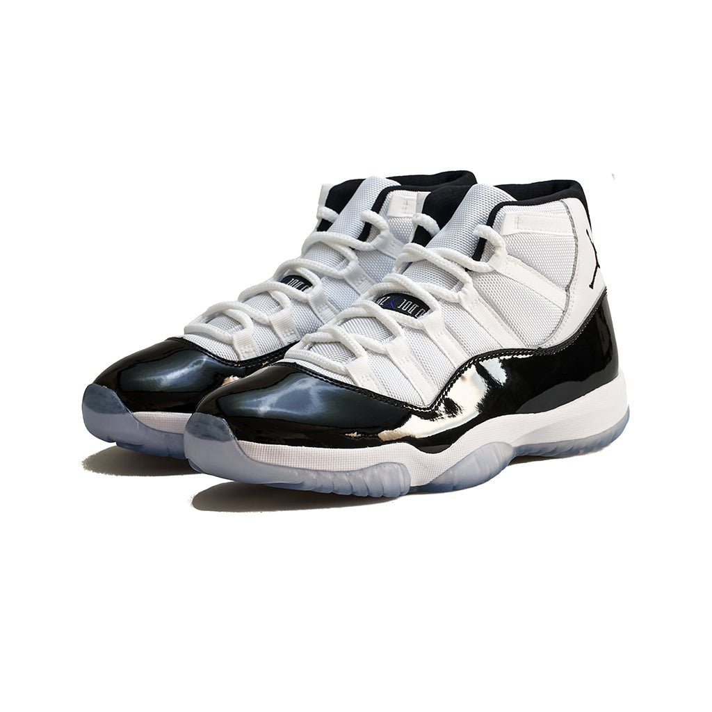 779742c8c81e Air Jordan 11 Retro (White Black-Concord) – amongst few