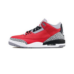 Air Jordan 3 Retro SE (Fire Red/Fire Red-Cement Grey)