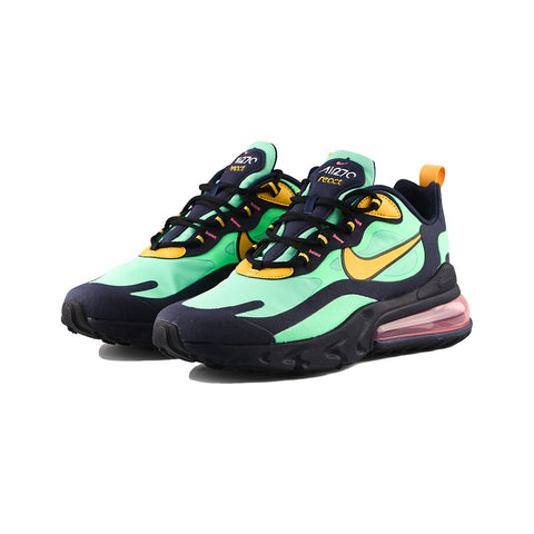 Nike - Air Max 270 React (Electro Green/Yellow Ochre)