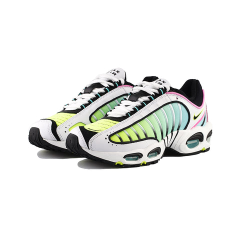Nike - Air Max Tailwind IV (White/Black-China Rose)