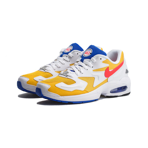 Nike - Air Max2 Light (University Gold/Flash Crimson)