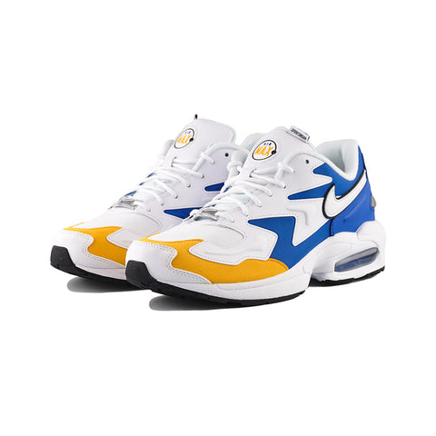 Nike - Air Max2 Light PRM (White/White-University Gold)