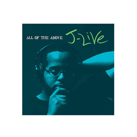 J-Live - All of the Above (LP)