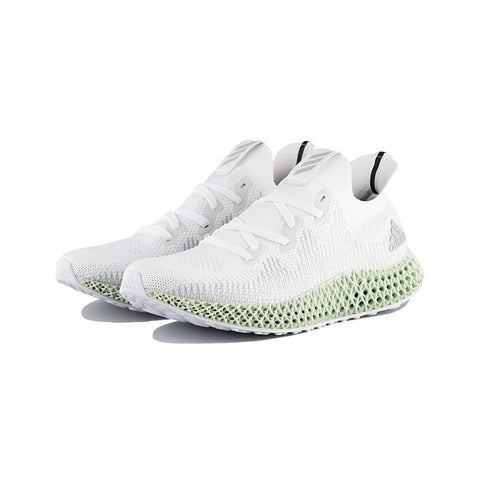 adidas - Alphaedge 4D M (Cloud White/Grey Two/Core Black)