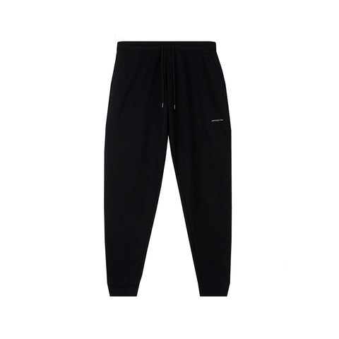 amongst few - All Purpose Joggers (Black)