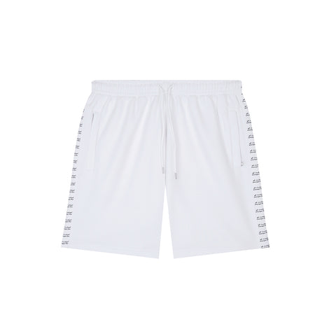 amongst few - Casual Classic Sweat Shorts (White)