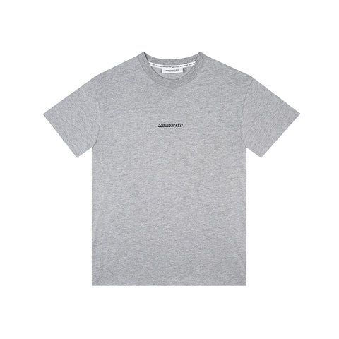 amongst few - Shadow Logo T-Shirt (Grey)