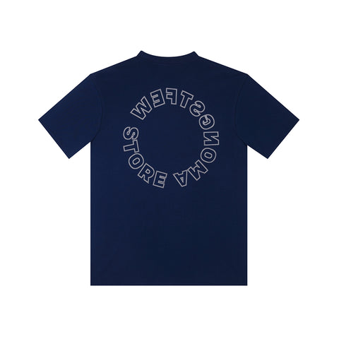 amongst few - Store T-Shirt (Navy)