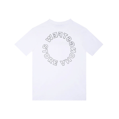 amongst few - Store T-Shirt (White)
