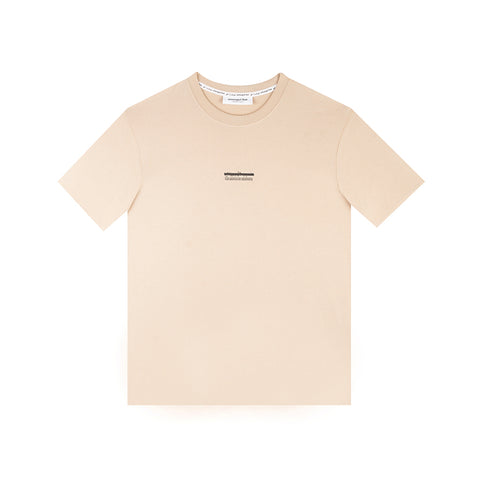 amongst few - The Reason Is Beautiful T-Shirt (Beige)