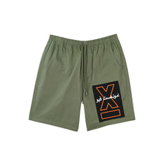 amongst few x StreetX - AF/X Shorts (Green)