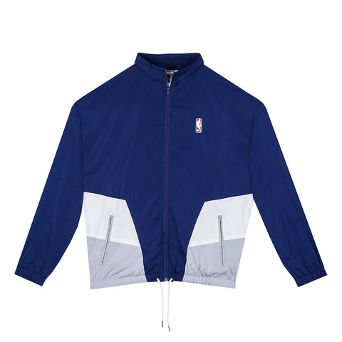 amongst few x NBA - Away Track Jacket (Navy/White/Grey)