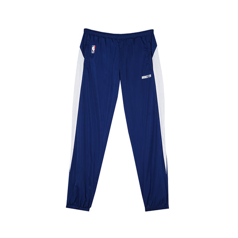 amongst few x NBA - Away Track Pants (Navy/White)