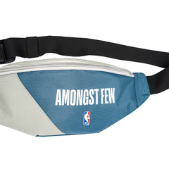 amongst few x NBA - Home Waist Bag (Grey/White/Blue)