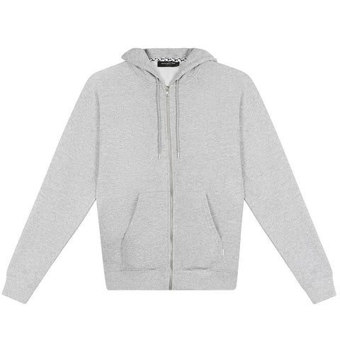 amongst few - Gang Logo Hoodie (Grey)