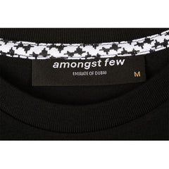 amongst few - Icon T-Shirt (Black)