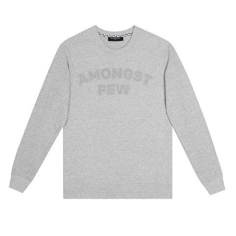 amongst few - O.G. sweater (grey)