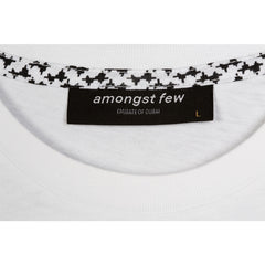amongst few - Y.O.T.H. T-Shirt (White)