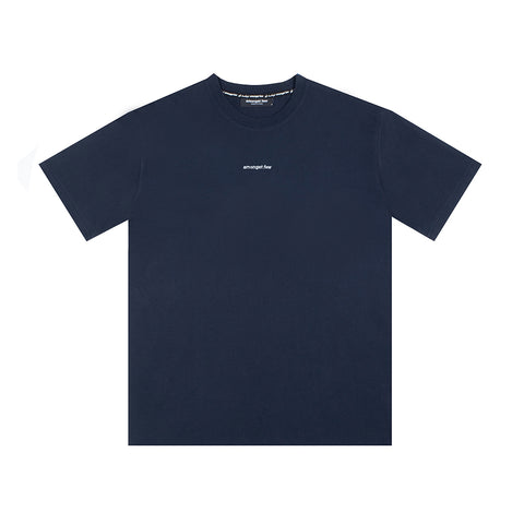 amongst few - Forever T-shirt English (Navy)