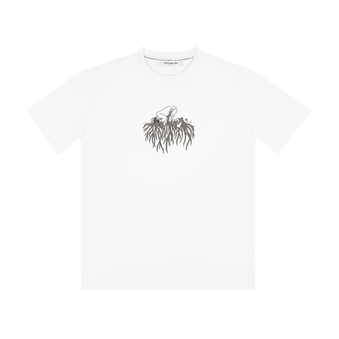 amongst few x Rami Afifi - Roots T-Shirt (White)