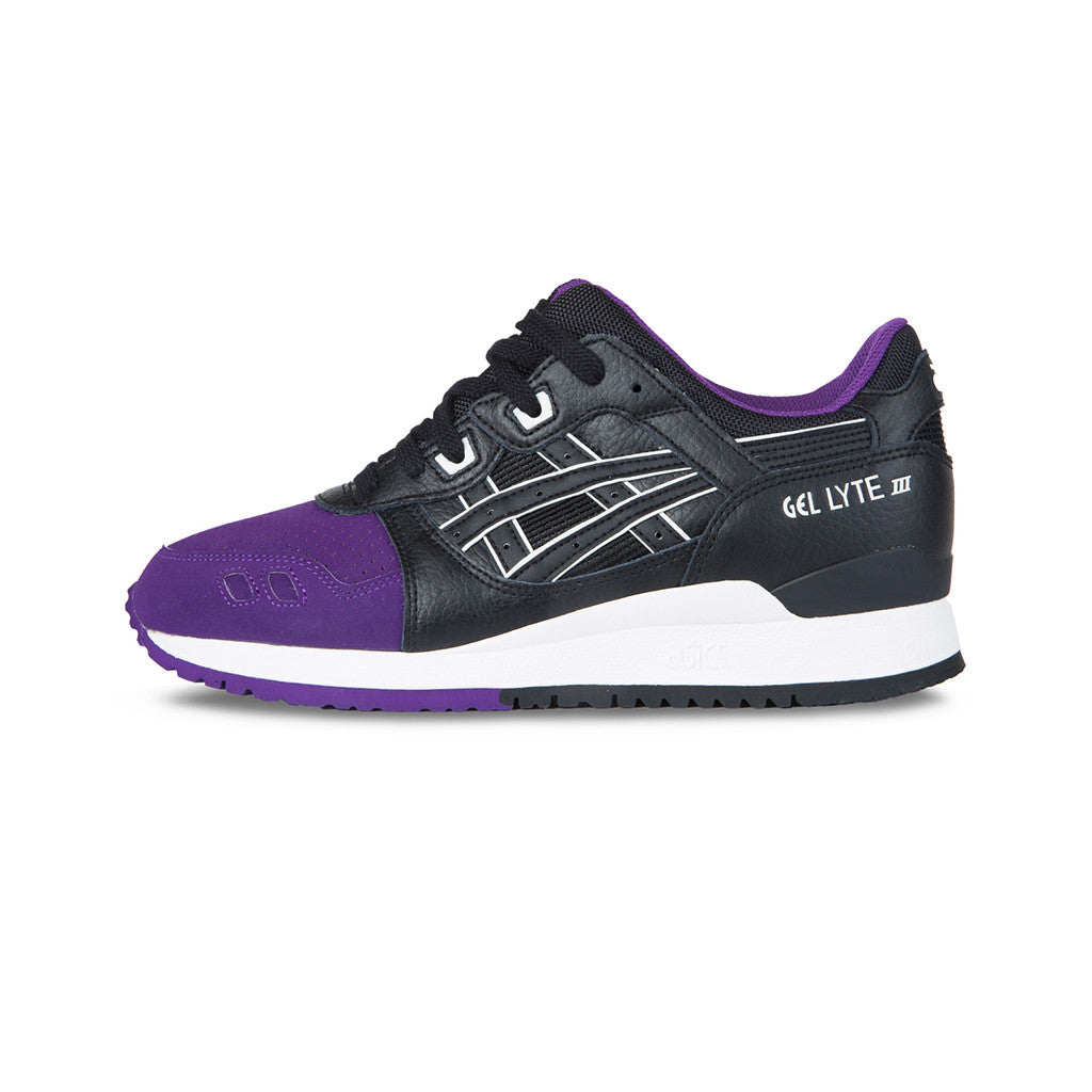 new arrival 9ee1a 6232e Asics - Gel-Lyte III 50-50 (Purple/Black)
