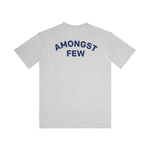 amongst few - OG Logo T-Shirt (Grey)