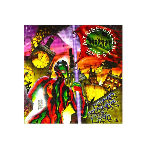 A Tribe Called Quest - Beats, Rhymes and Life (LP)