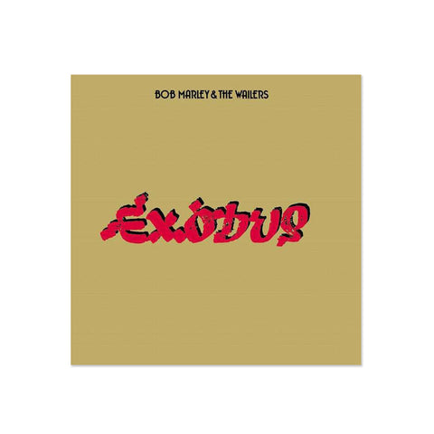 Bob Marley & The Wailers - Exodus (LP)