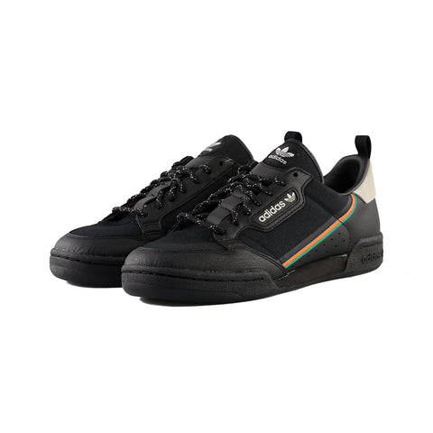 adidas Originals - Continental 80 (Core Black/Orange/Sesame)