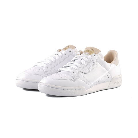 adidas Originals - Continental 80 (Cloud White/Cloud White/Crystal White)