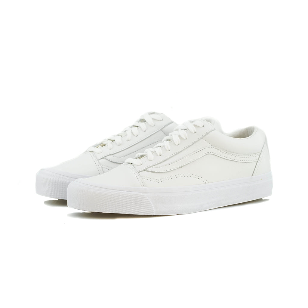 1be04bbc25d484 Vans - OG Old Skool LX VL (Vlt White) – amongst few