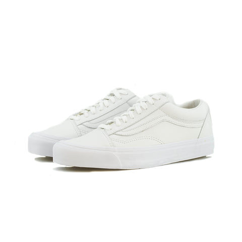 Vans - OG Old Skool LX VL (Vlt White)