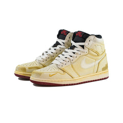 Air Jordan 1 NRG (Sail/Varsity Red/Silver)