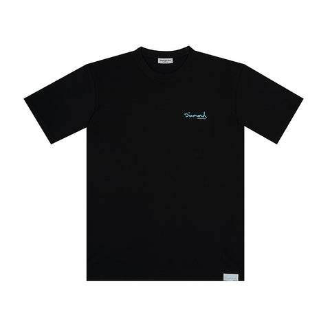 amongst few x Diamond Supply Co. -  Diamond Park T-Shirt (Black)