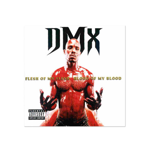 DMX - Flesh Of My Flesh Blood Of My Blood (LP)