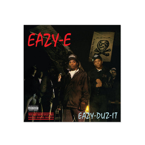 Eazy-E - Eazy-Duz-It (LP)