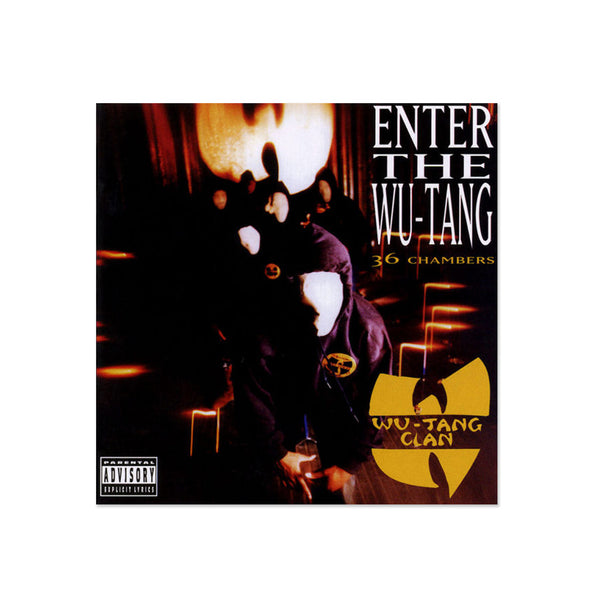 Wu-Tang Clan - Enter The Wu-Tang 36 Chambers (LP)