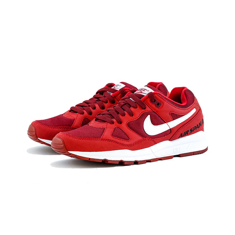 4dfe39251e83 Nike - Air Span II (Gym Red White-Team Red-Black)