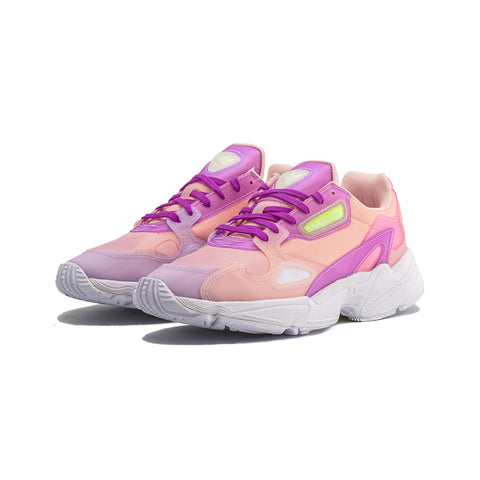 adidas Originals - Falcon W (Bliss Purple/Shock Purple/Haze Coral)