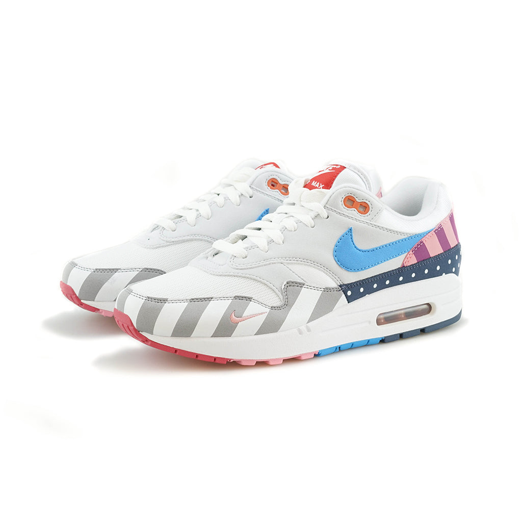 low priced fd471 1b89d Nike - Air Max 1 Parra (White Multi-Color) – amongst few