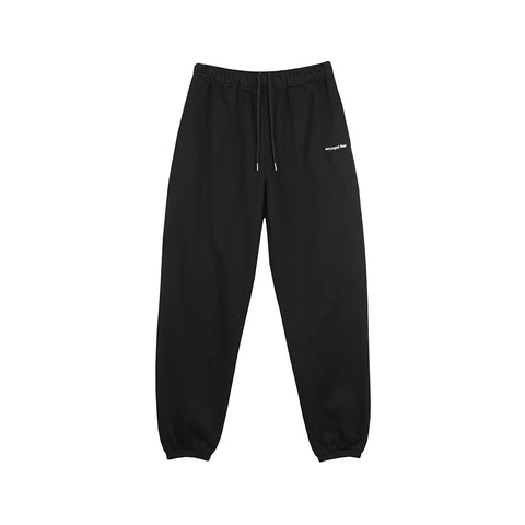 amongst few - Leisure Joggers (Black)