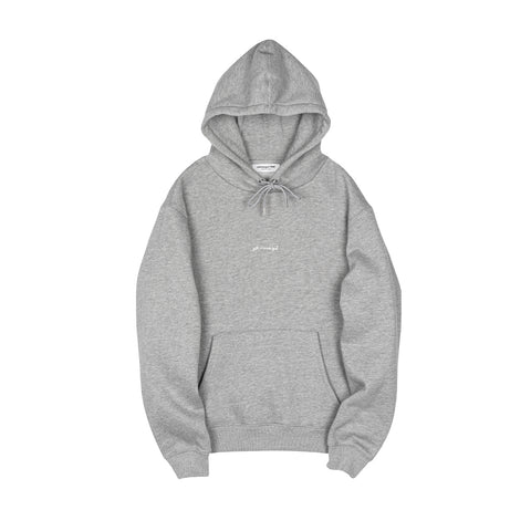 amongst few - Leisure Hoodie (Grey)