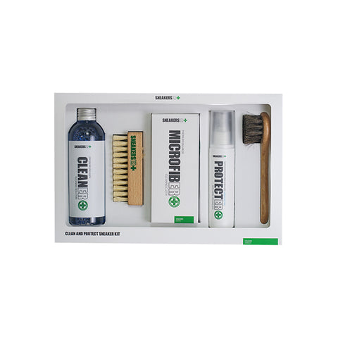 SneakersER+ CLEAN & PROTECT - 5 Piece Sneaker Kit