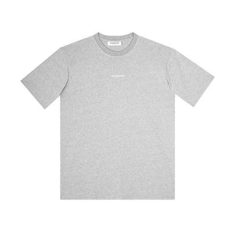 amongst few - Forever T-shirt English (Grey)