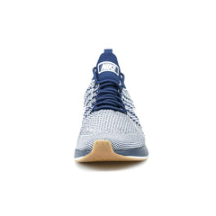 Nike - Air Zoom Mariah Flyknit Racer (College Navy/Gum Medium Brown/Metallic Copper Coin/Sail)
