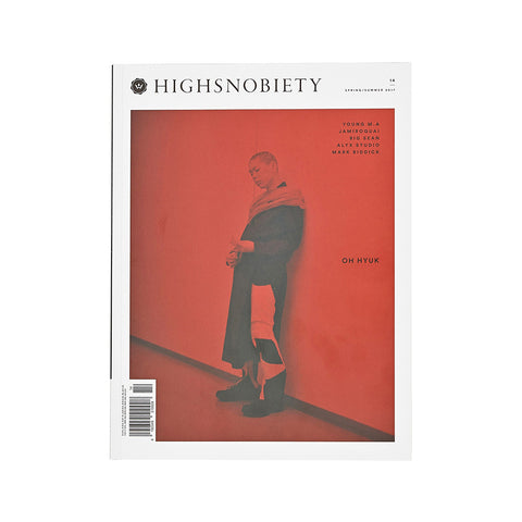 Highsnobiety Magazine - Issue 14