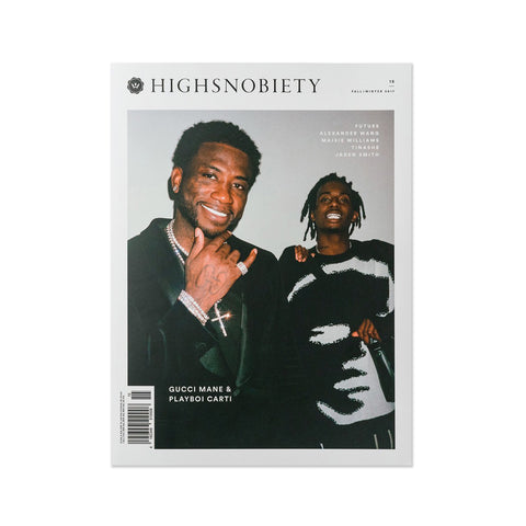 Highsnobiety Magazine - Issue 15