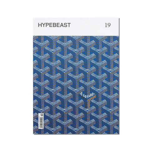 Hypebeast Magazine - Issue 19