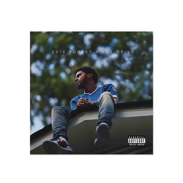 J. Cole - 2014 Forest Hills Drive (LP)