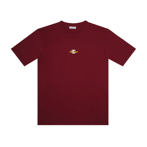 amongst few x Karl Kani - Heritage T-Shirt (Burgundy)